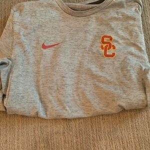 USC Nike long sleeve